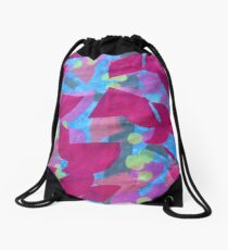 BLUR Drawstring Bag