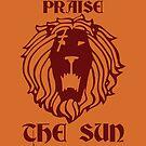 Praise The Sun (The Lion's Sin of Pride - Escanor) by Explicit Designs
