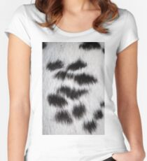 """""""The Sari""""  Women's Fitted Scoop T-Shirt"""