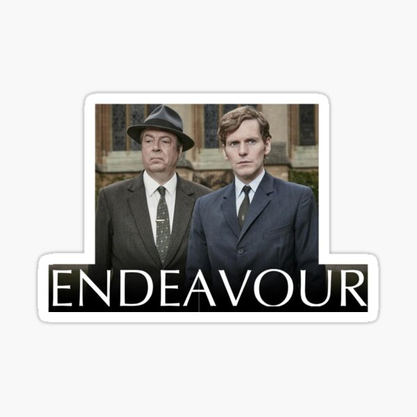 Endeavour  Sticker