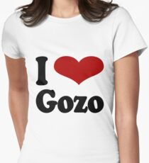I <3 Gozo Women's Fitted T-Shirt