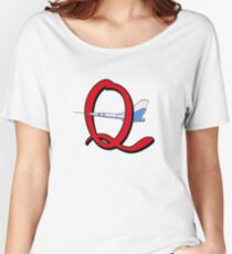 Quest Team's favorite Mode of Transport! Women's Relaxed Fit T-Shirt