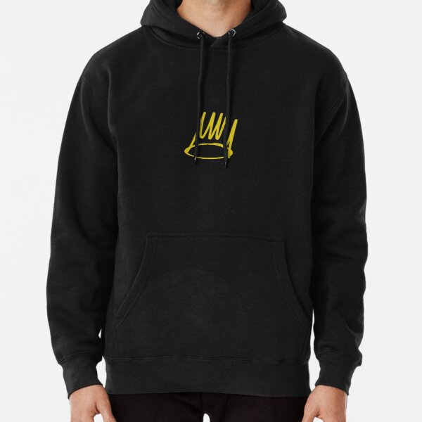 J.Cole Born Sinner Crown Pullover Hoodie