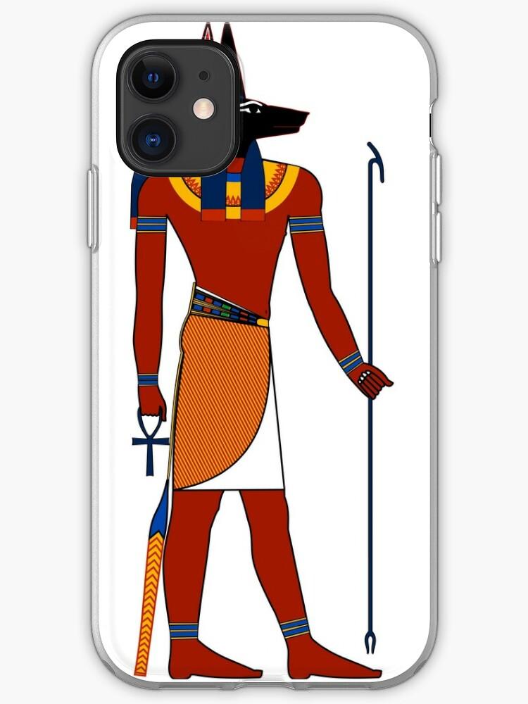 coque iphone 8 anubis