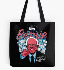 Bernie Sanders Revolution  Tote Bag