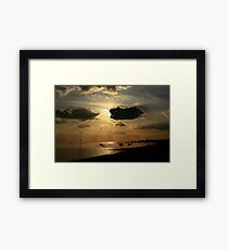 Thorpe Bay Framed Print