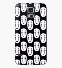 Spirited Away Inspired Noface Pattern Case/Skin for Samsung Galaxy