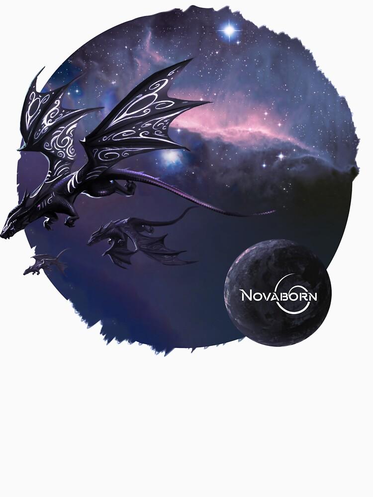 Space Dragons by RaptagonStudios