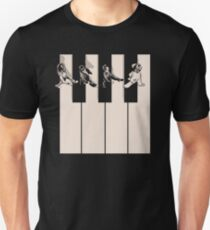 Music is the way Unisex T-Shirt
