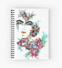 BLUMEN Spiral Notebook
