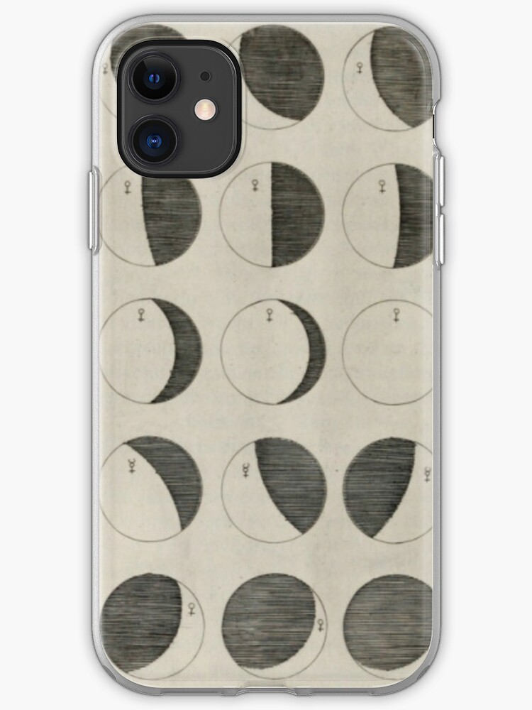 Moon Cycle iPhone 11 case