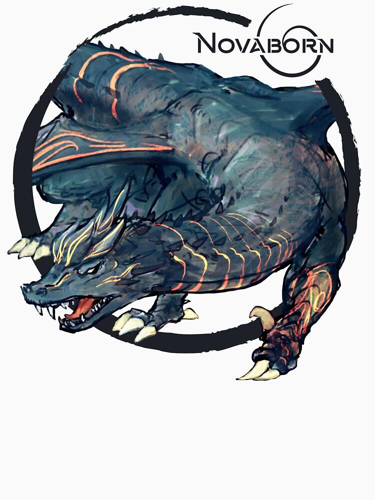 Nova Dragon by RaptagonStudios