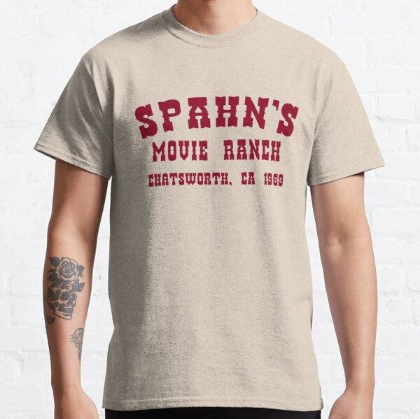 Spahn's Movie Ranch Once Upon A Time In Hollywood Classic T-Shirt