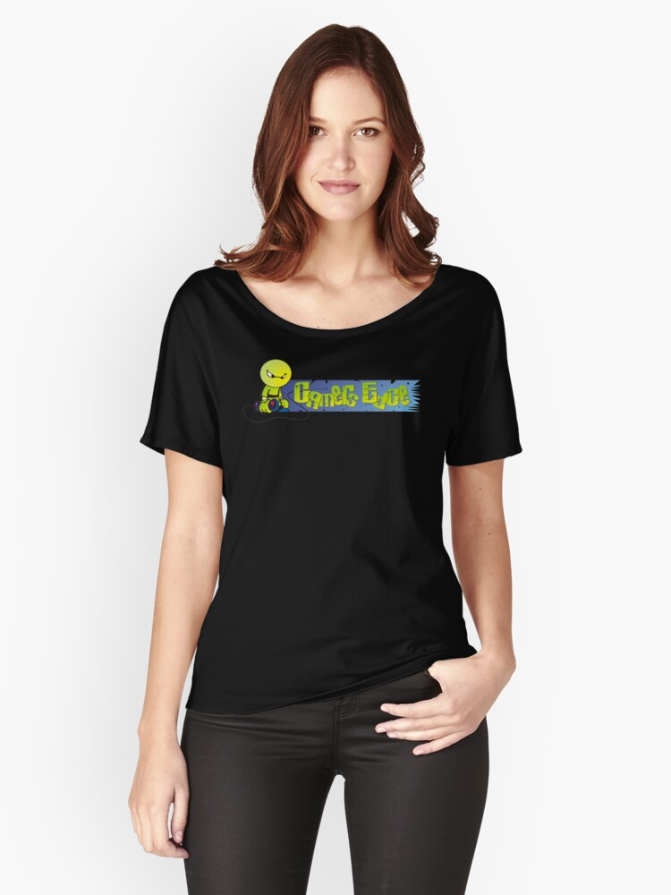 Gamers Edge Clothing Women's Relaxed Fit T-Shirt Front