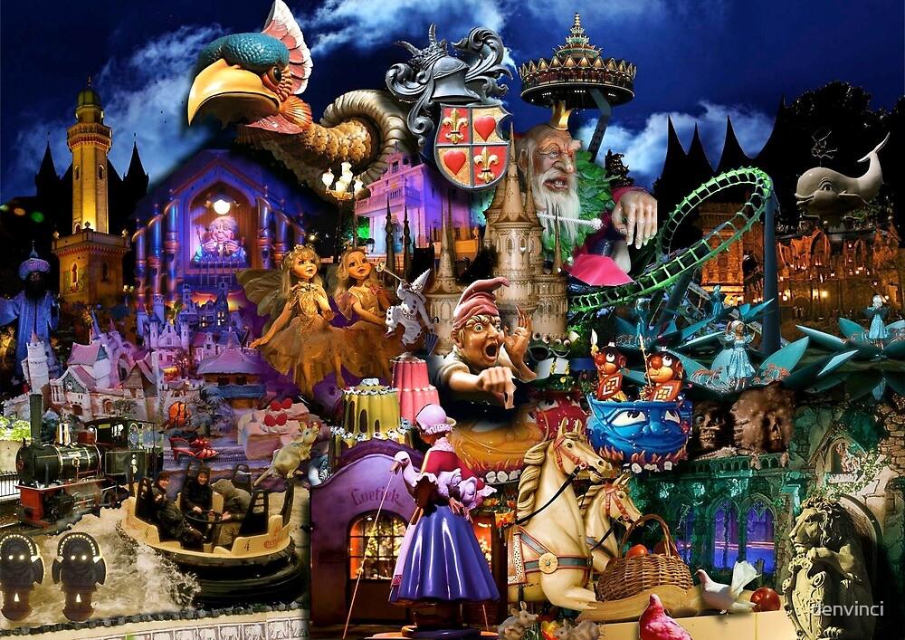 World of Wonder by denvinci