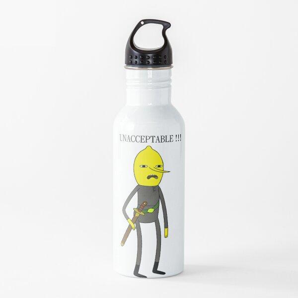 Earl of Lemongrab ~ Unacceptable  Water Bottle