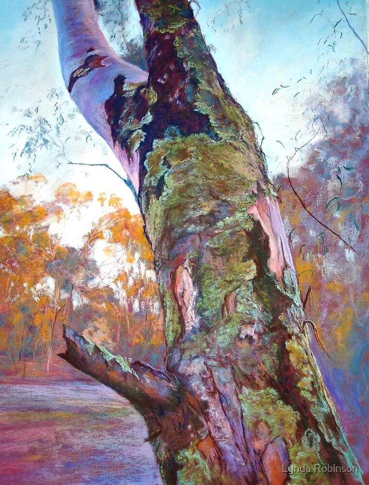 'Mother Nature's Tapestry' by Lynda Robinson