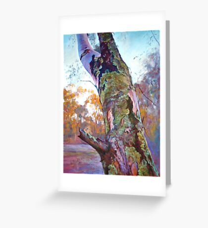 'Mother Nature's Tapestry' Greeting Card