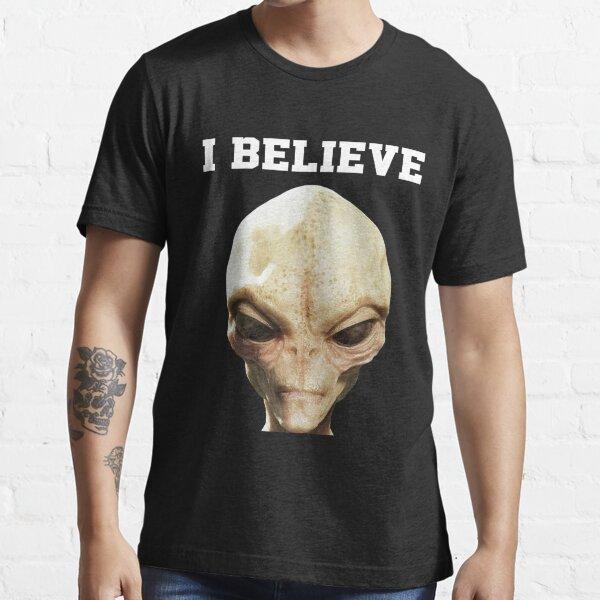 I Believe Alien Design  Essential T-Shirt