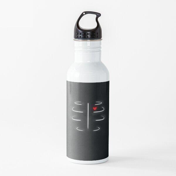Minimalistic Ribcage Water Bottle