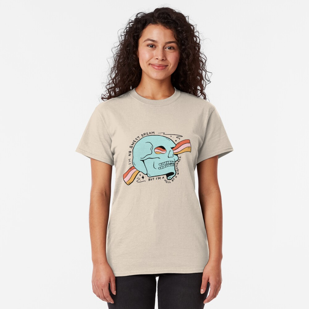 No Sweet Dream Classic T-Shirt
