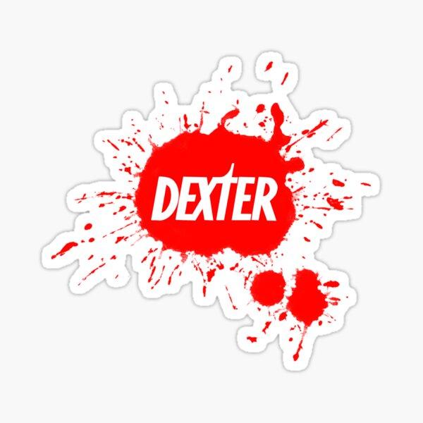 Dexter Inspired Sticker  Sticker