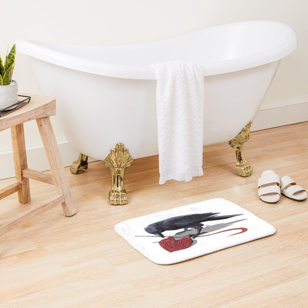 Crowchet Bath Mat