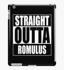 Straight OUTTA Romulus - Star Trek iPad Case/Skin