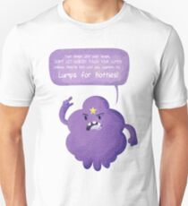 Lumps for Hotties! T-Shirt