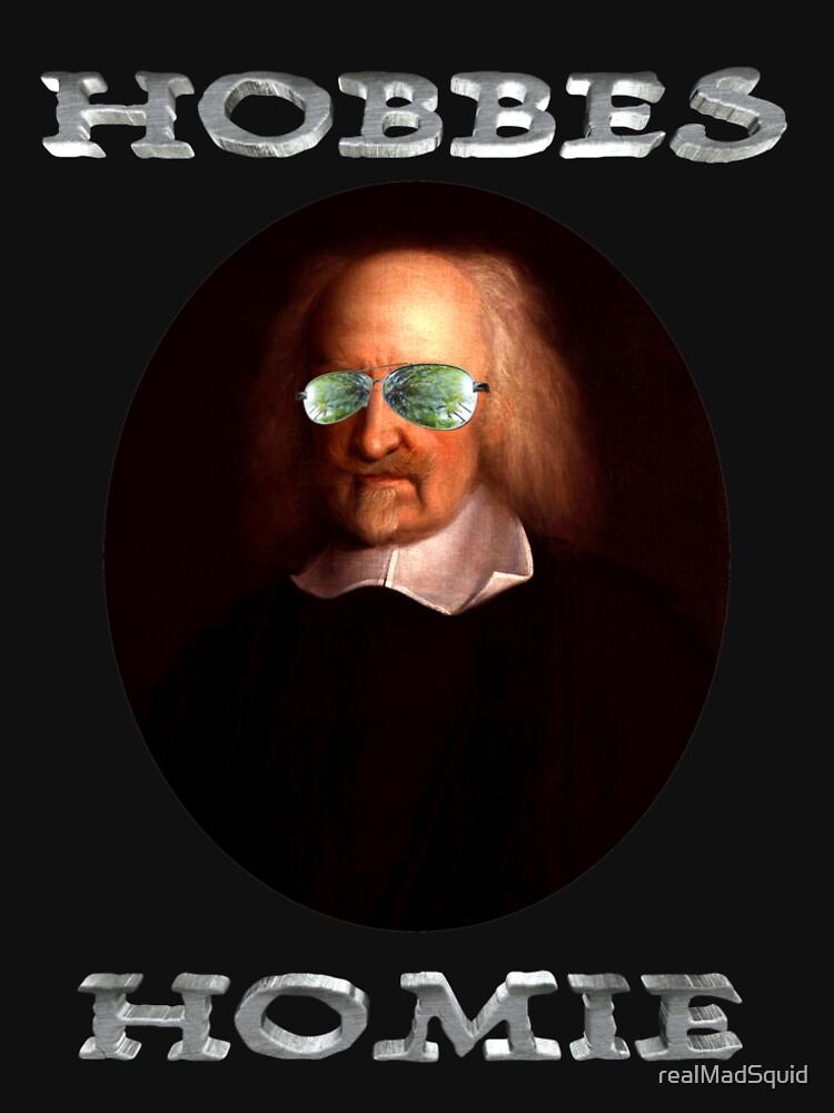 Hobbes Homie by realMadSquid