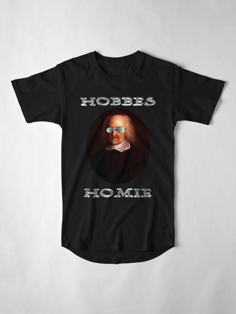 Alternate view of Hobbes Homie Long T-Shirt
