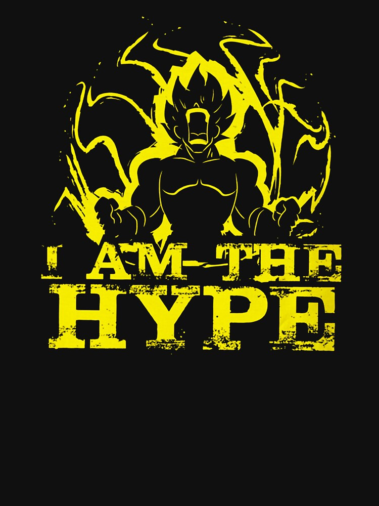 TShirtGifter presents: I AM THE HYPE | Unisex T-Shirt