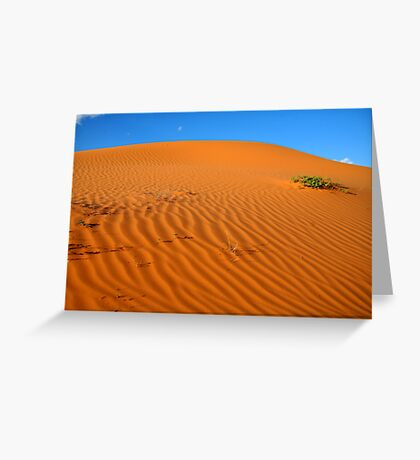 Ancient Dune Greeting Card