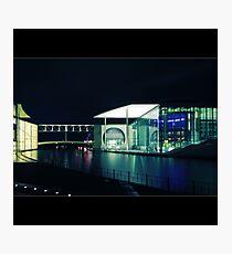 Blue Night Photographic Print