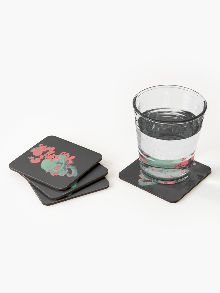 Alternate view of The Thinker Coasters (Set of 4)