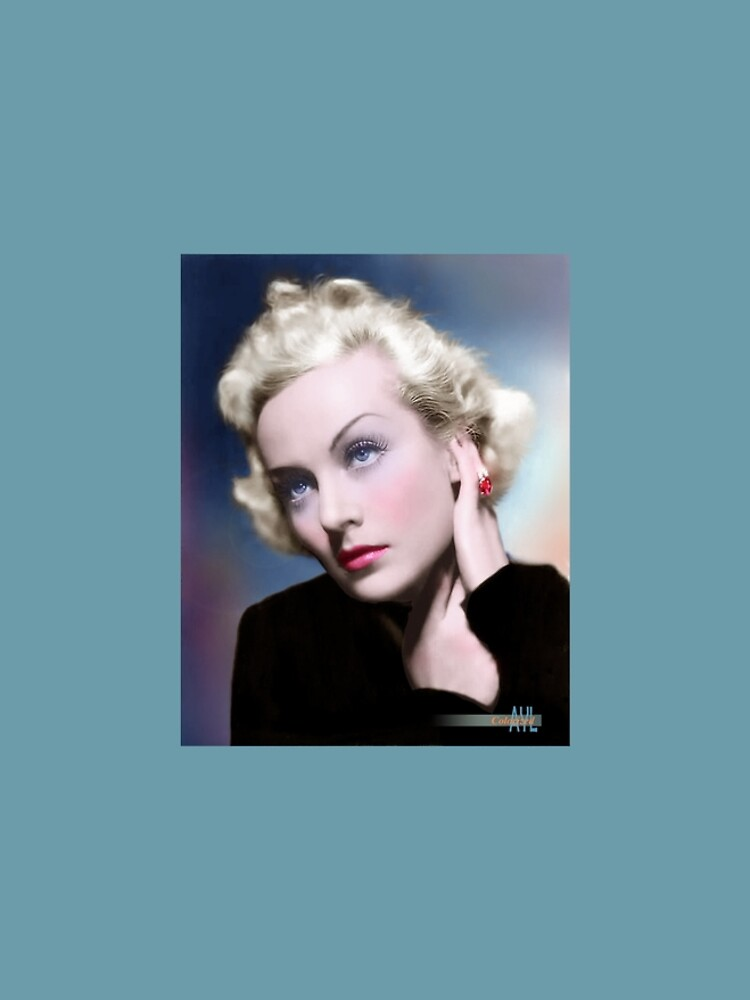 Carole Lombard (1908 - 1942) by lexmil