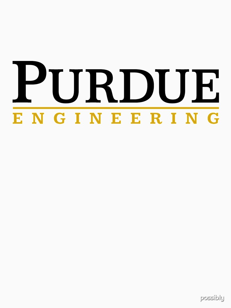 Purdue Engineering by possibly