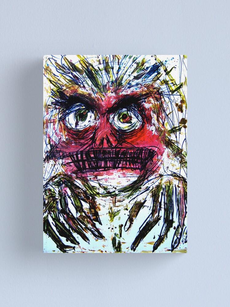 Alternate view of Temper Temper! Canvas Print