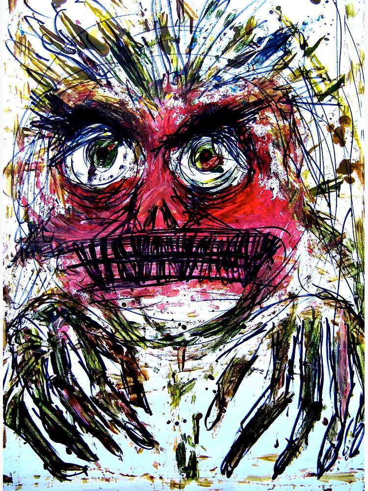 Temper Temper! by Briandamage