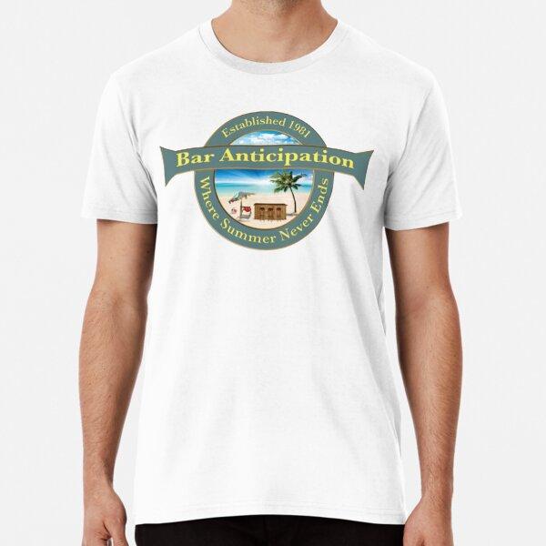 Bar A - Belmar, NJ Premium T-Shirt