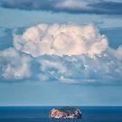 Hippolyte Rock, Tasman Peninsula, Tasmania by Chris Cobern