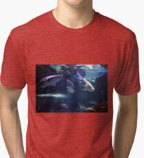 Sharks Tri-blend T-Shirt