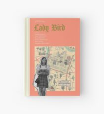 LADY BIRD (2017)  Hardcover Journal