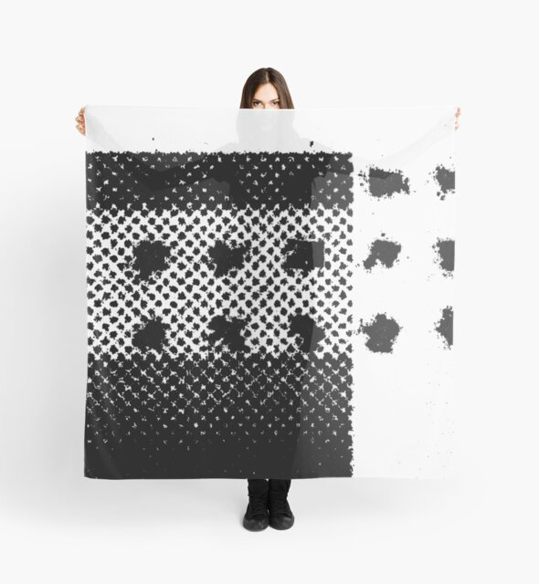 PRINT – Halftone screen 3 by Steve Leadbeater