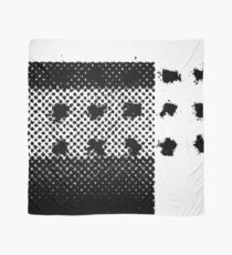 PRINT – Halftone screen 3 Scarf