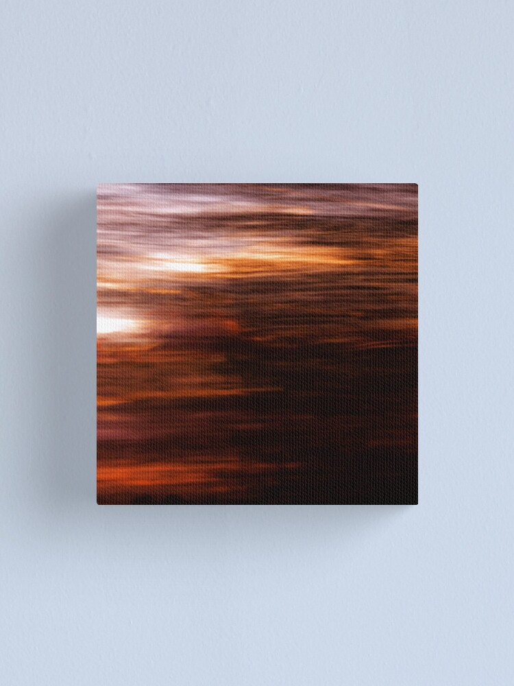 Alternate view of The Past Canvas Print
