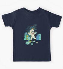 Babyzilla's Path of Destruction Kids Clothes