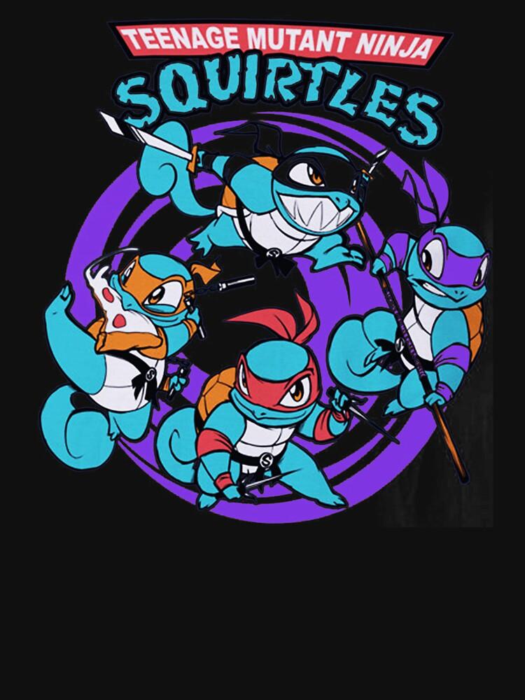 Teenage Mutant Ninja Squirtles | Unisex T-Shirt