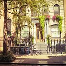 Charming East Village Brownstone - New York City by Vivienne Gucwa