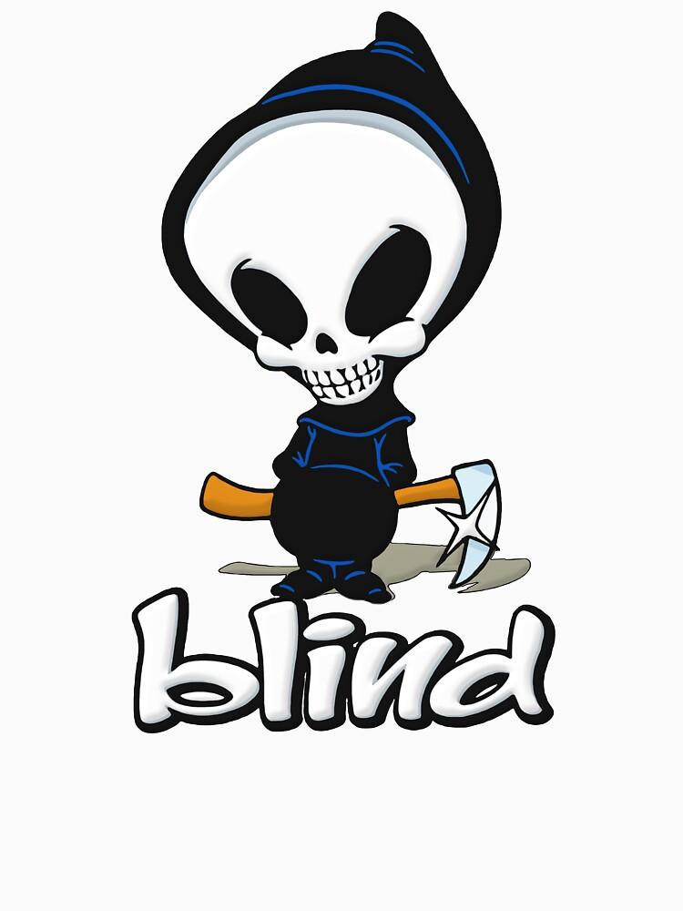 Blind Grim Reaper by WithinPulp